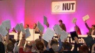 National Union of Teachers votes for strike in June