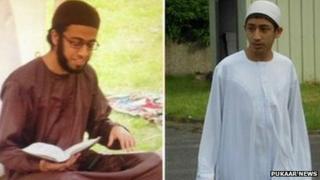 Bilal and Jamal Taufiq
