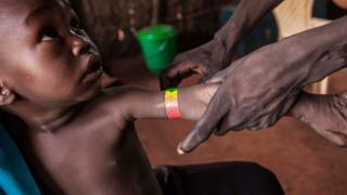 Vaccination Campaign in Yida Camp