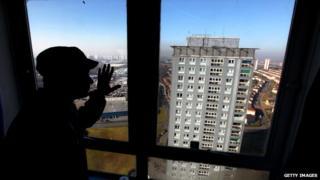 Asylum seeker housing