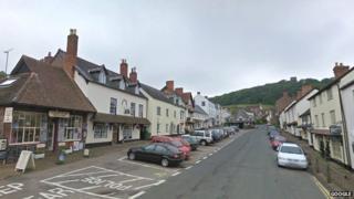 Dunster, Somerset
