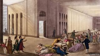 St Luke's Hospital asylum