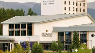 Macdonald Hotels resort, Aviemore