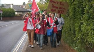 Devon youth service demo
