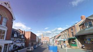 Newtown High Street