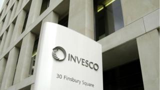 Invesco building