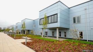 Bridgwater Community Hospital