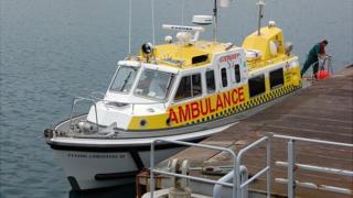 Flying Christine III, Guernsey's marine ambulance