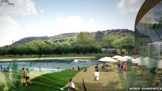 Surf Snowdonia project