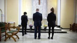 Mass for Ann Maguire