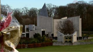 Mortonhall Crematorium