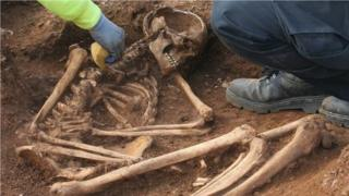 Human remains found in Gloucestershire