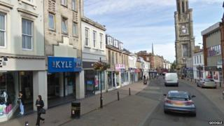 Kyle Shopping Centre, Ayr