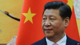 President Xi Jinping has promised to make Xinjiang economically prosperous