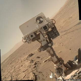 Nasa's Curiosity Mars rover starts drilling again