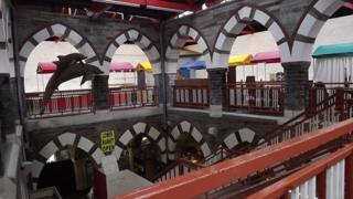 Cardigan indoor market