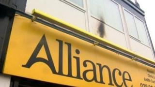 Alliance Party office