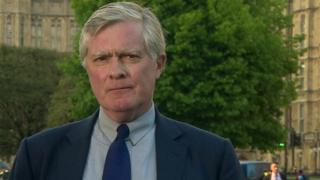 Independent MP Patrick Mercer