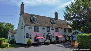 Red Lion in Northmoor