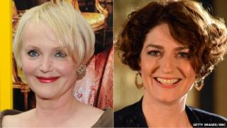 Miranda Richardson/Anna Chancellor