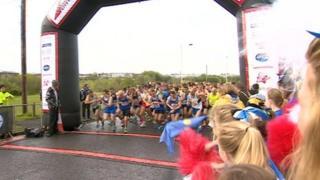 Sunderland 10k and half marathon