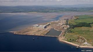 The quayside at the Nigg yard will be upgraded with £6.5m of government funding