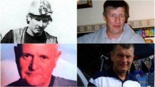 Garry Jenkins, Philip Hill, Charles Breslin a David Powell