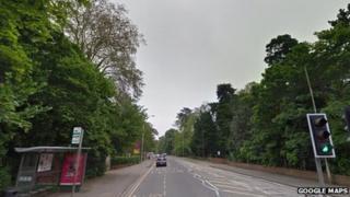The A4 Bath Road