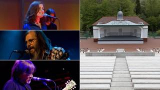 Alison Moyet, Steve Earle and Teenage Fanclub will play at Kelvingrove bandstand