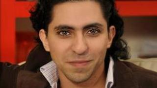 Saudi blogger Raif Badawi