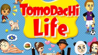 A photo showing Tomodachi Life characters