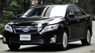 Toyota Camry car