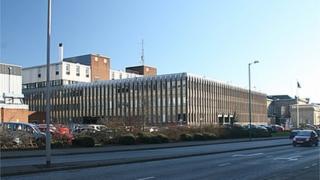 Tayside Div Bell Street HQ