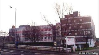 Burslem campus