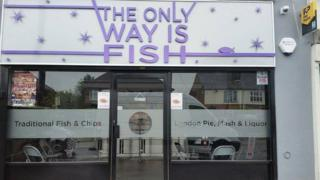 The Only Way Is Fish