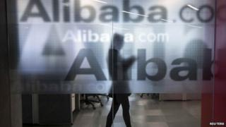 Alibaba is a dominant force in China's e-commerce market