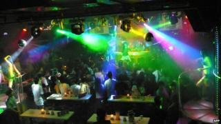 China nightclub