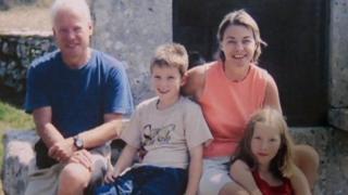 The Vodden family