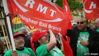 RMT workers