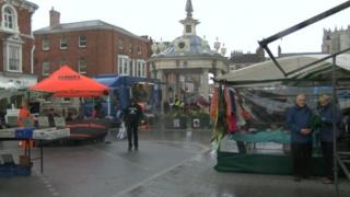Beverley marketplace