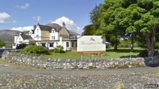 Broadford Hotel, Skye