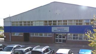 Tenneco Tredegar
