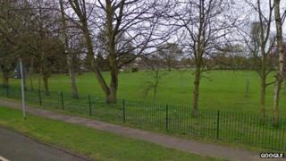 Sleaford recreation ground