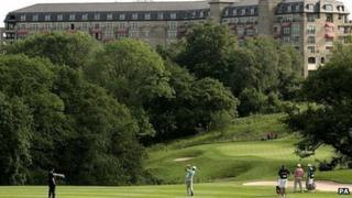 Celtic Manor Resort, Newport