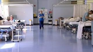 Hospital ward (generic)