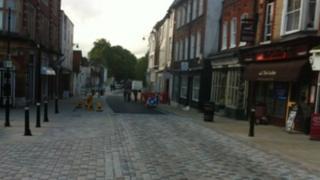 Hemel Hempstead Old Town High Street