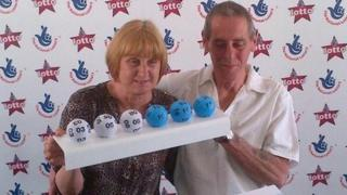 Terry and Linda Vigus