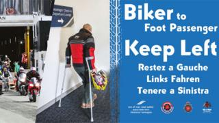 Police safety poster
