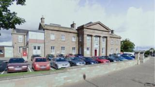 Montrose Royal Infirmary