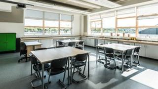 School fitted out by Havelock Europa